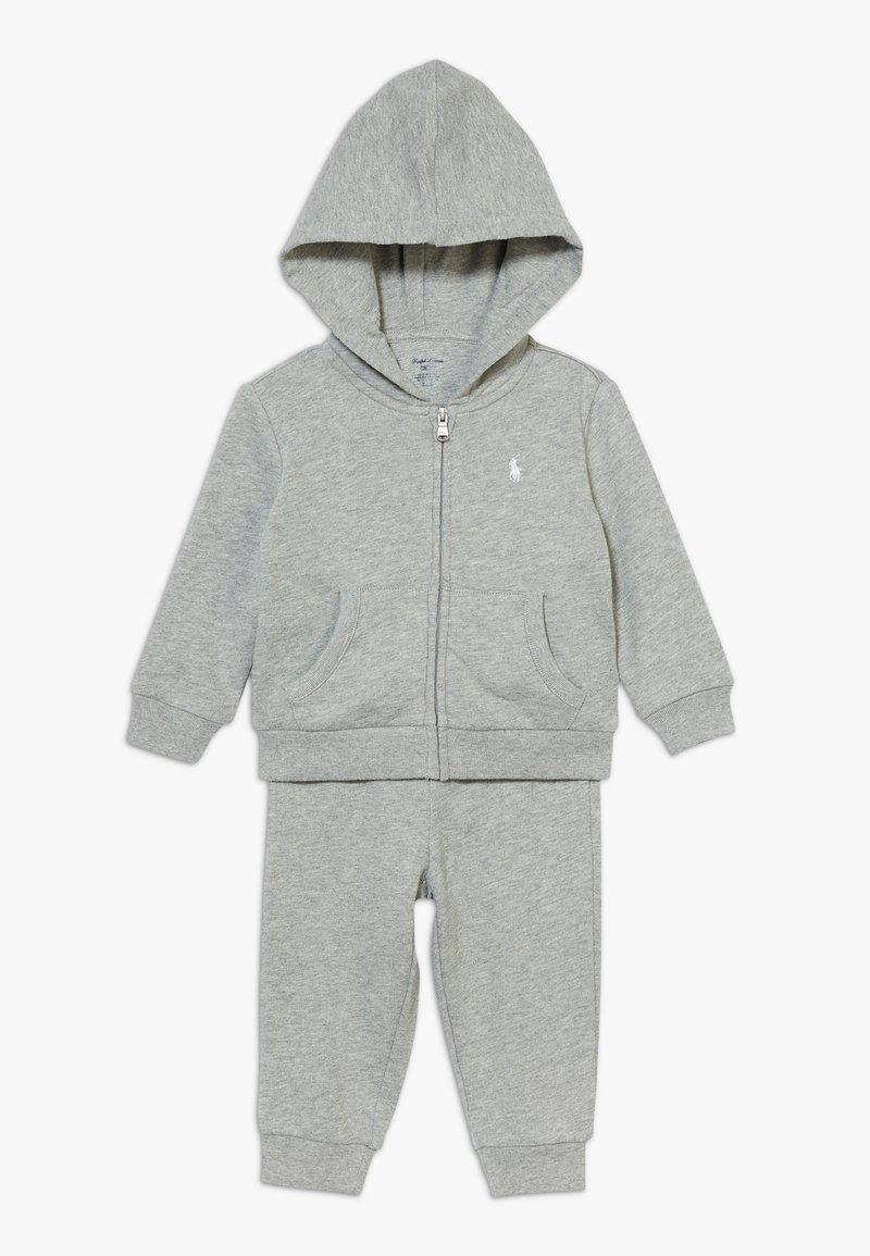 Polo Ralph Lauren - BOY SET - Survêtement - light grey heather
