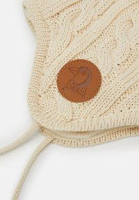 Mini Rodini - BABY CABLE UNISEX - Beanie - offwhite - 2