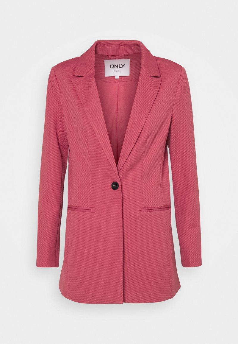 ONLY - ONLMERYL ANNA LIFE BLAZER - Short coat - baroque rose