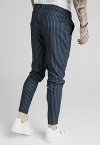 SIKSILK - SMART JOGGER PANT - Pantaloni - navy/grey - 4