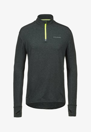 MIT QUICK DRY-TECHNOLOGIE - Long sleeved top - deep forest