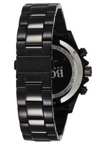 BOSS - Cronografo - black/black - 2