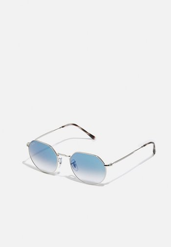 UNISEX - Sunglasses - silver-coloured