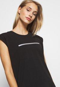 Even&Odd active - Camiseta de deporte - black - 4