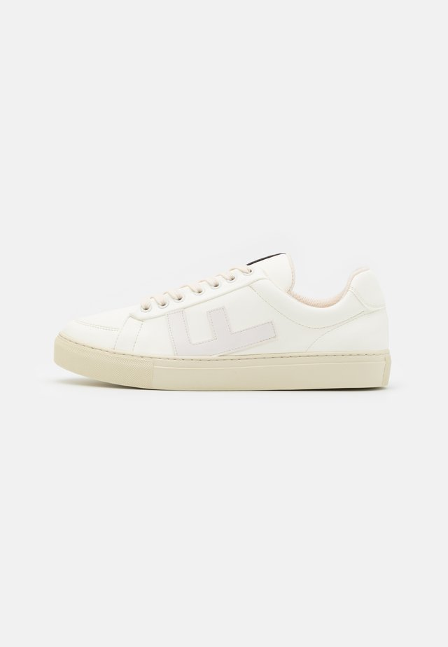 CLASSIC 70'S UNISEX - Sneakers laag - all white/grey