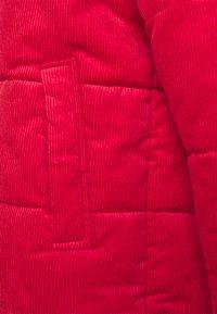 Karl Kani - UNISEX RETRO REVERSIBLE PUFFER JACKET - Winter jacket - dark red - 3