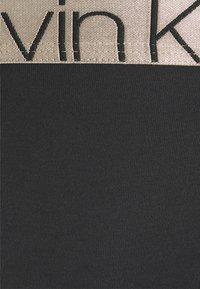 Calvin Klein Underwear - HIGH LEG - Briefs - black - 5