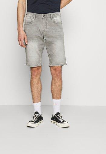 SEATLE - Jeansshort - grey used