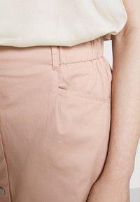 ONLY - ONLRAZZLE SKIRT - Mini skirt - misty rose - 4