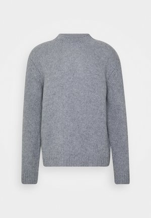 MIX TATE TURTLENECK  - Jumper - warm grey