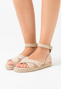 Anna Field - LEATHER - Loafers - beige - 0