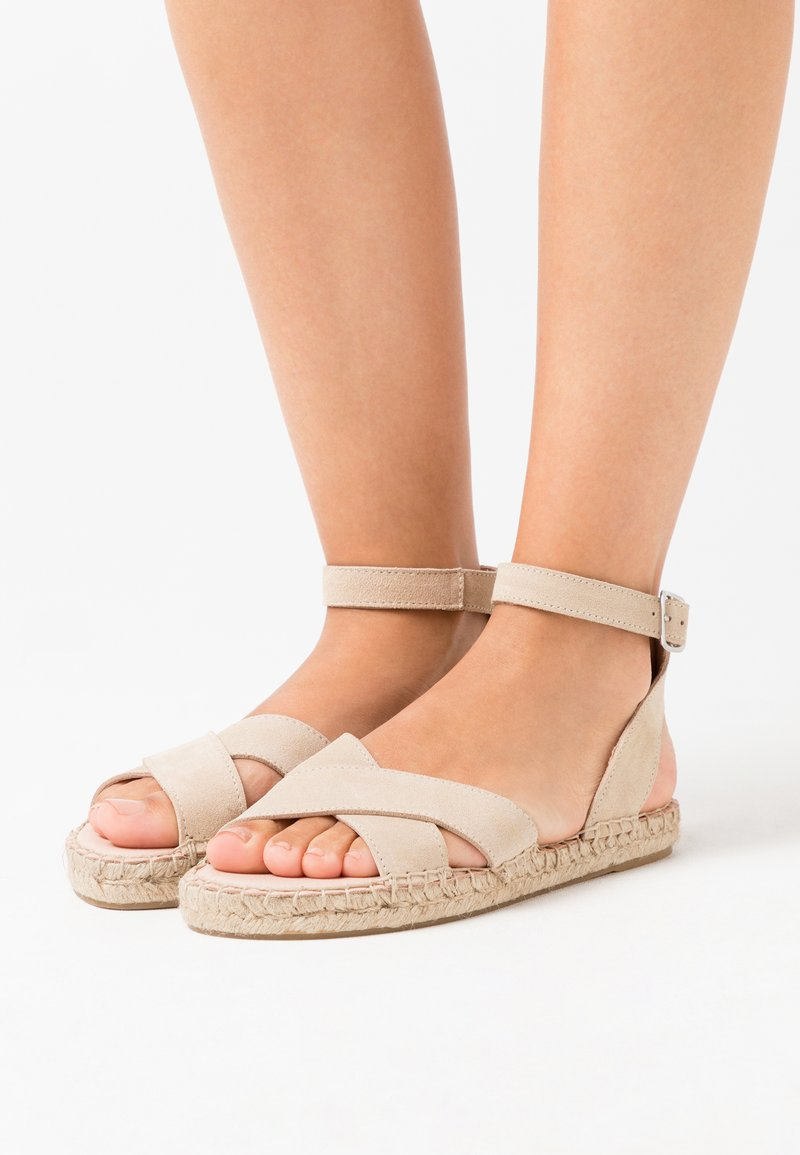 Anna Field - LEATHER - Loafers - beige