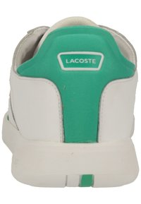 Lacoste - Trainers - wht/grn 082 - 5