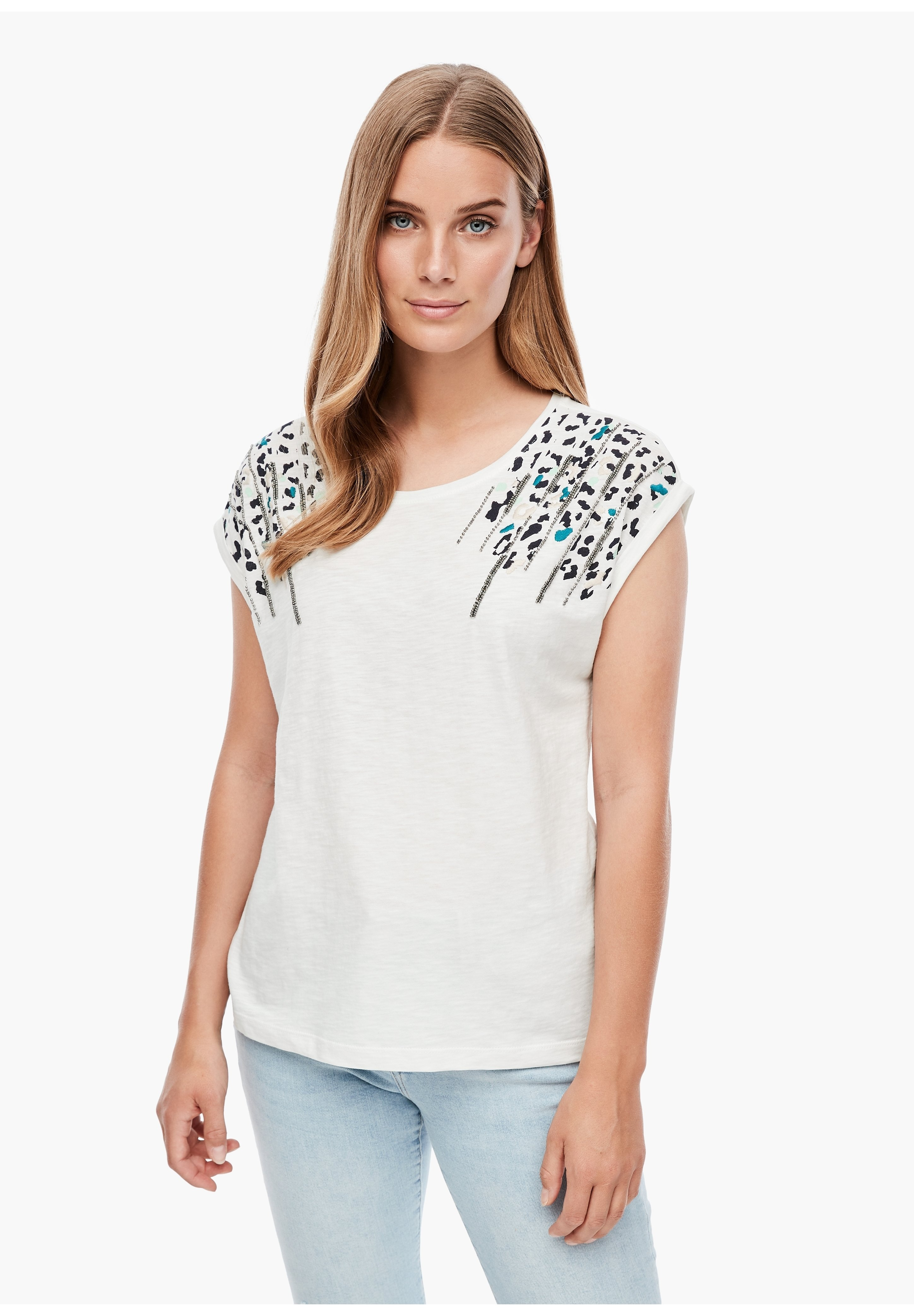 Damen MIT ARTWORK - T-Shirt print
