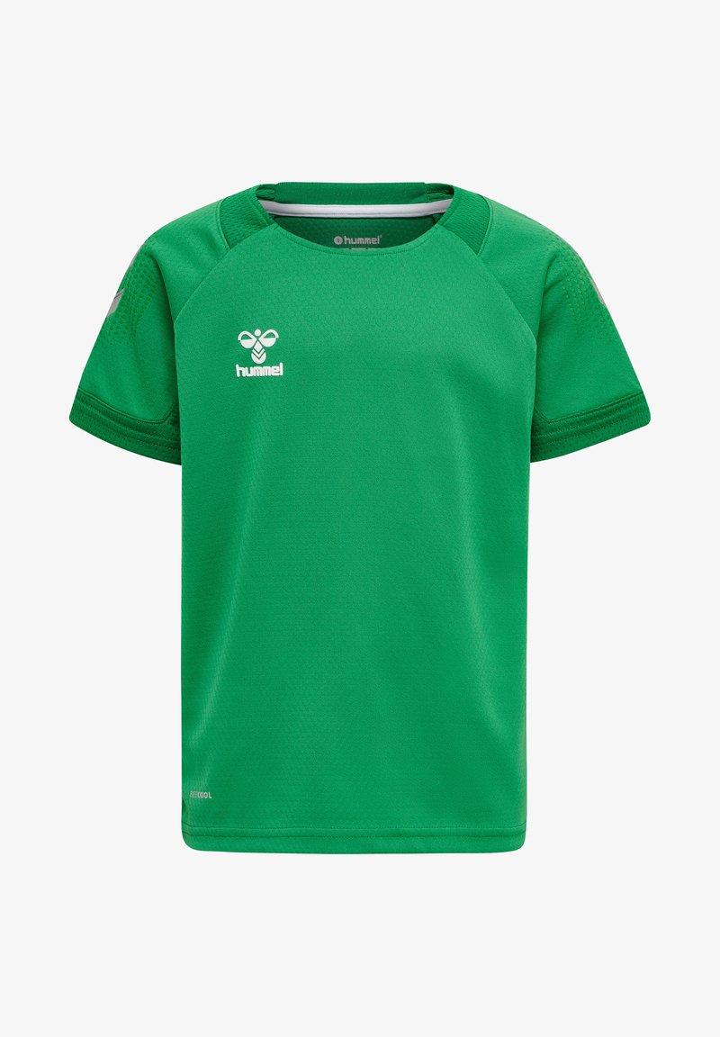 Hummel - Print T-shirt - jelly bean