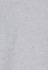 Jack & Jones PREMIUM - JPRBLAMAXIMUS VNECK - Jumper - cool grey melange - 2
