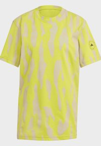 adidas by Stella McCartney - TEE - Triko spotiskem - yellow - 2