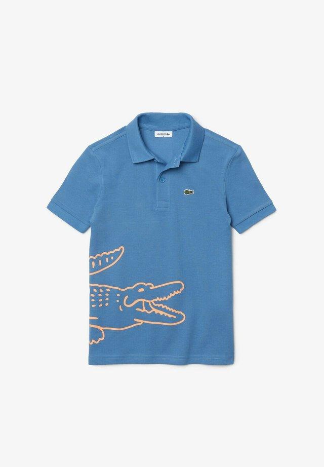 POLO - Polo - blau