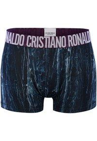 Cristiano Ronaldo CR7 - 4 PACK  - Pants - turquoise - 1