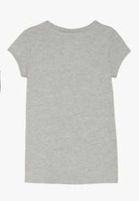 Levi's® - BATWING - T-shirt z nadrukiem - grey heather - 1