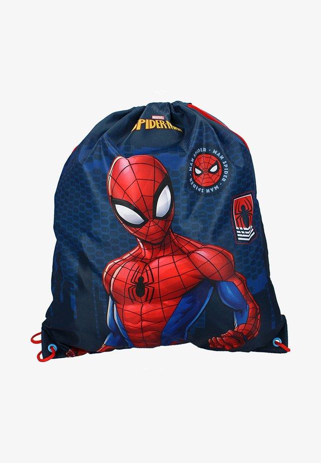 SPIDER MAN - Drawstring sports bag - mehrfarbig