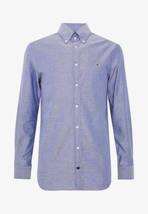 OXFORD BUTTON DOWN SLIM - Kostymskjorta - blue