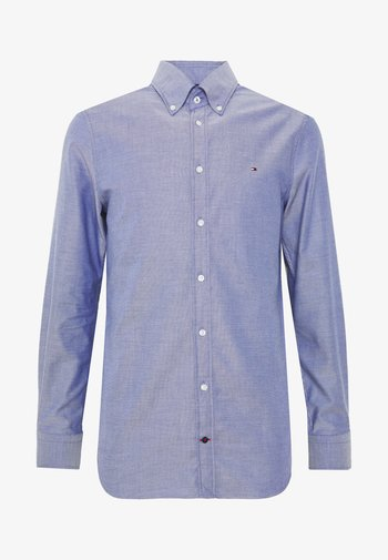 OXFORD BUTTON DOWN SLIM - Formal shirt - blue