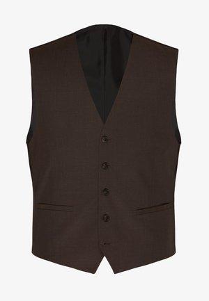SCHICKE  FüR JEDEN ANLASS - Suit waistcoat - braun