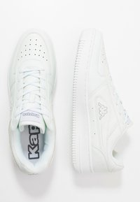 Kappa - BASH - Sportschoenen - white/light grey - 1