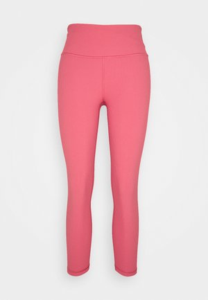 ANKLE PANT - Legginsy - pink city