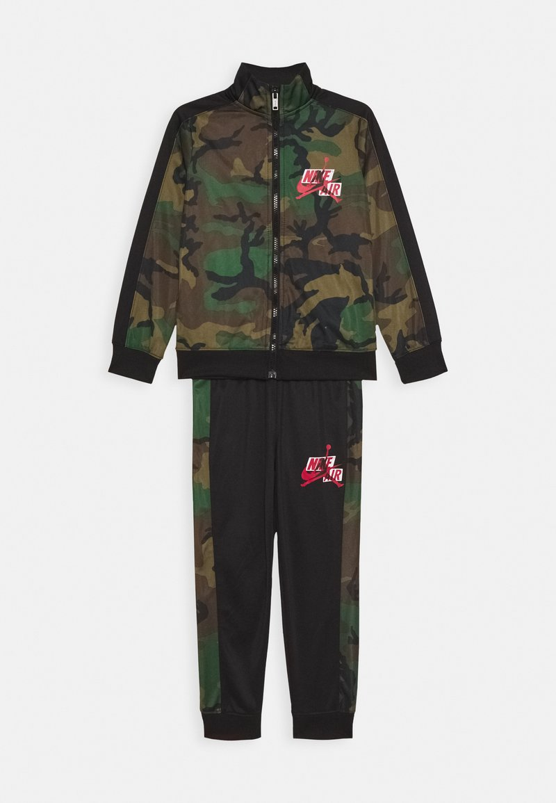 Jordan - JUMPMAN CLASSICS III SUIT SET - Tracksuit - multi-coloured/mottled olive
