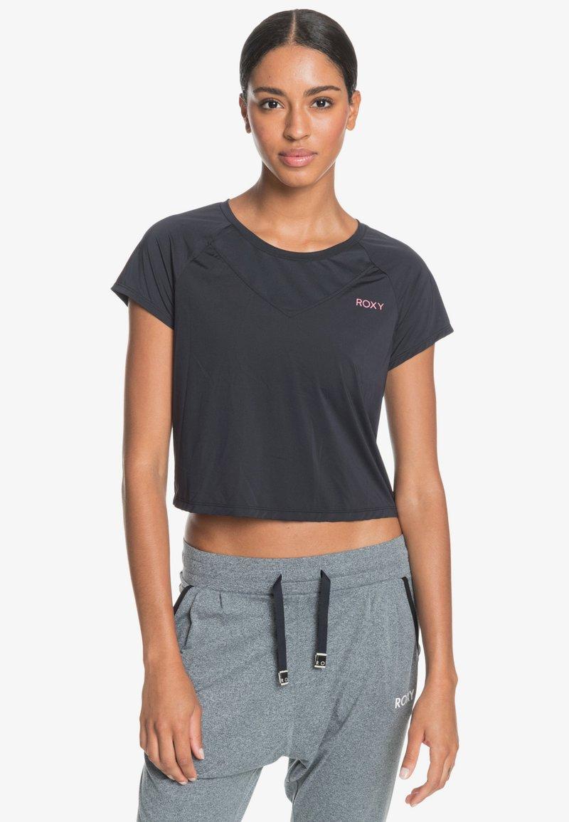Roxy - Sports shirt - true black