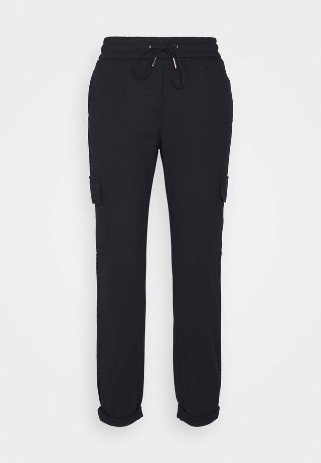 LANG - Spodnie materiałowe - marine