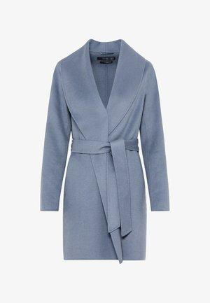 Short coat - rauchblau