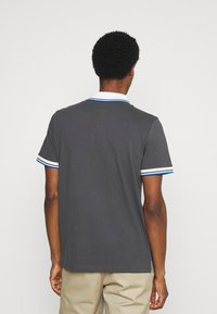 TOM TAILOR - DECORATED - Polo - tarmac grey - 2