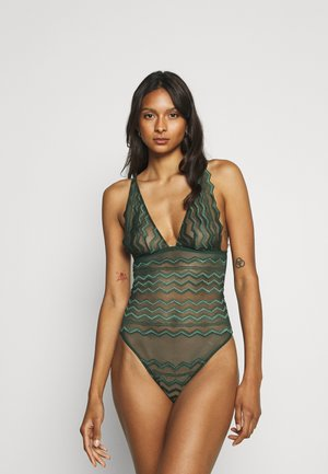 MARGOT SUIT - Body - forest green
