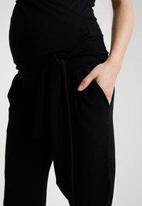 Envie de Fraise - TRISHA NURSING - Jumpsuit - black - 5