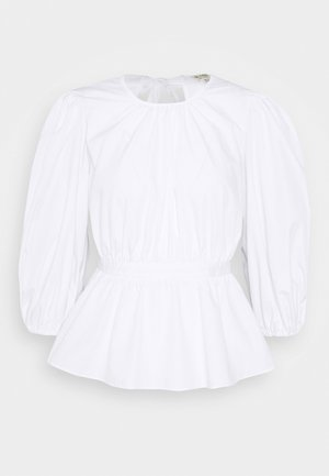 BLOUSE - Bluser - white
