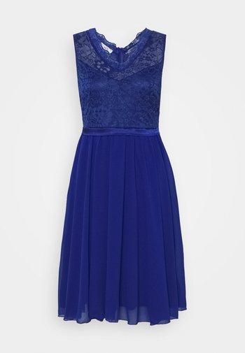 SKYLAR DRESS - Ballkjole - electric blue