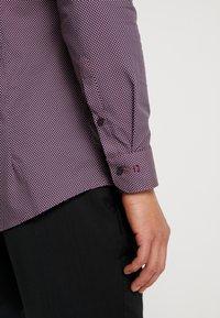 OLYMP No. Six - OLYMP NO.6 SUPER SLIM FIT  - Formal shirt - rot - 5