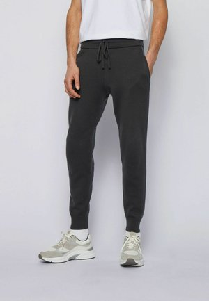 KALLIIO - Tracksuit bottoms - dark blue