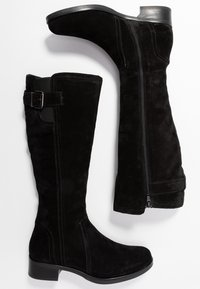 Anna Field - LEATHER BOOTS - Boots - black - 3