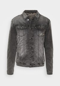 Tigha - LEEROY - Denim jacket - vintage black