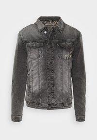 LEEROY - Veste en jean - vintage black