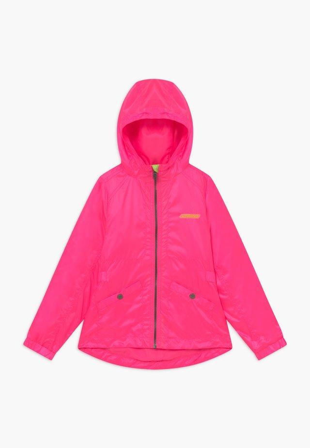 TYRA - Jas - neon pink
