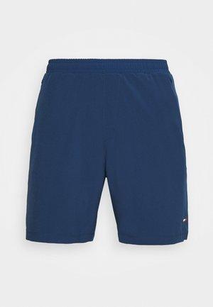 LOGO TRAINING SHORT - Pantaloncini sportivi - blue