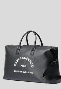 KARL LAGERFELD - RUE ST GUILLAUME - Sac week-end - black - 3
