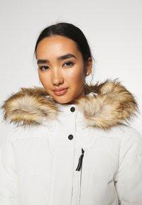 Superdry - EVEREST - Winter jacket - ecru - 5