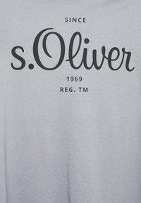 s.Oliver - T-Shirt print - grey - 7