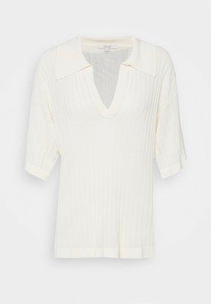 SELENA - T-shirt med print - vanilla